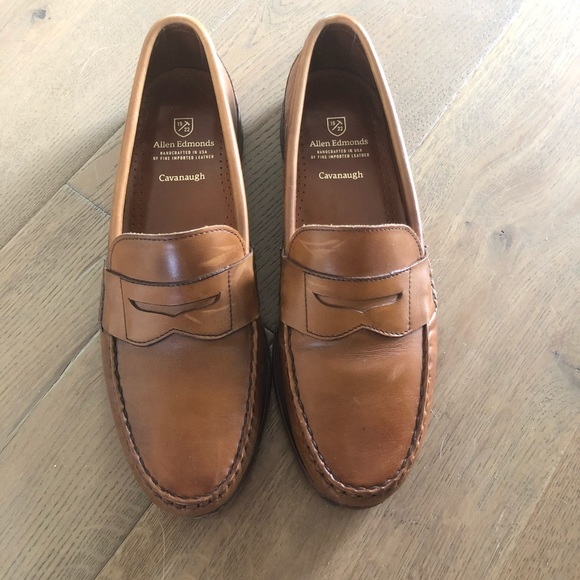 32250aea031 Allen Edmonds Other - Allen Edmonds Cavanaugh Penny loafers